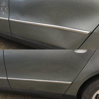 Door dent removal