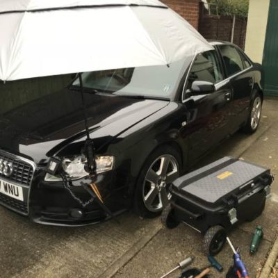 Mobile Dent Removal Essex