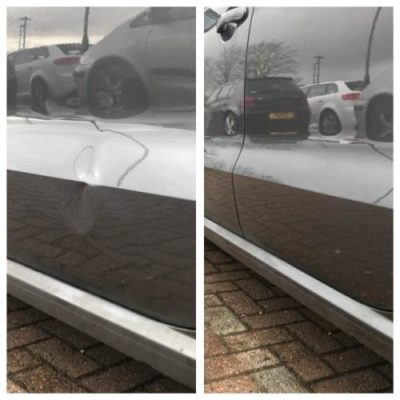 Dent Repairs Colchester