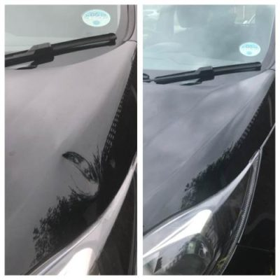 hood deant removal